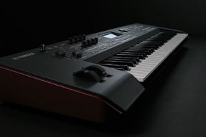 Yamaha MOXF8 88-Key Graded Hammer Action Synthesizer